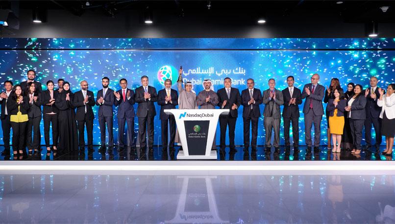 Dubai Ic Bank Rings Market Opening Bell To Celebrate Listing Usd 750 Million Sukuk On Nasdaq