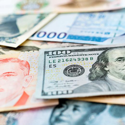 حساب العملة الأجنبية الآخرين بنك دبي الإسلامي