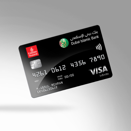IPSL-Cards-Emirates-Skywards-DIB-Infinite-Credit-Card